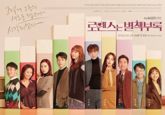 K-Drama Review : Romance is a Bonus Book (2019) – BOOKS AND CO